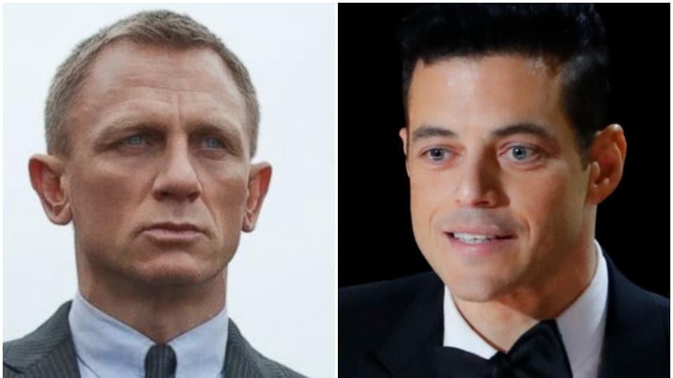 Rami Malek,James Bond,James Bond 25