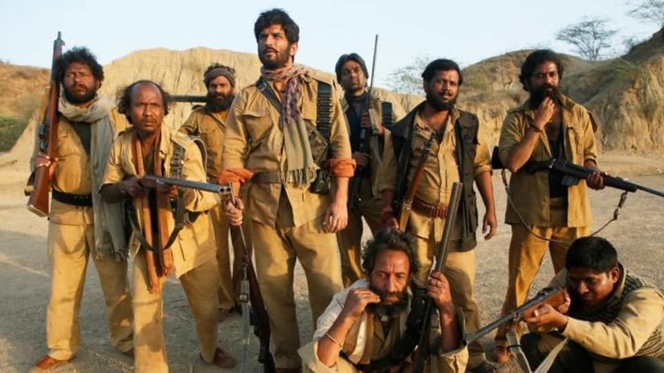 Sonchiriya movie review: Sushant Singh Rajput and his men speak in Bundelkhandi throughout the film.