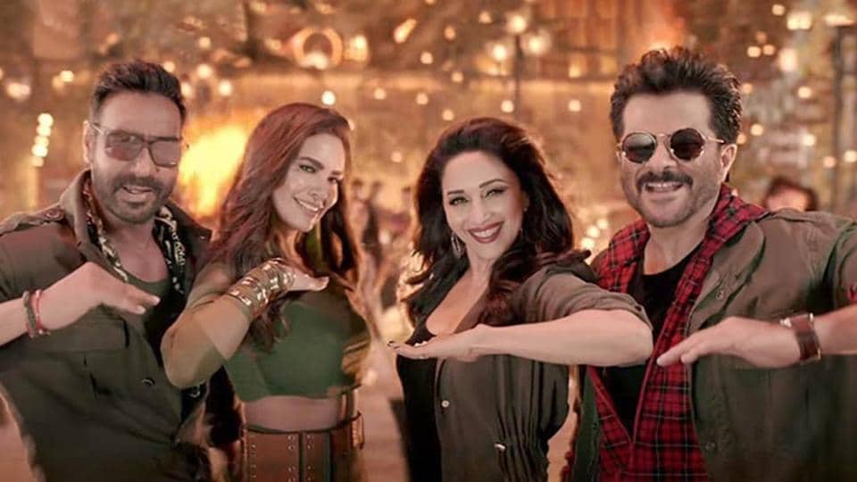 Total Dhamaal collects Rs 100 crore at the box office.