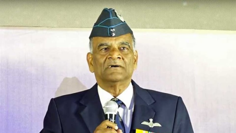 Air Marshal (retd) S Varthaman thanked citizens for being with the family in this hour of need