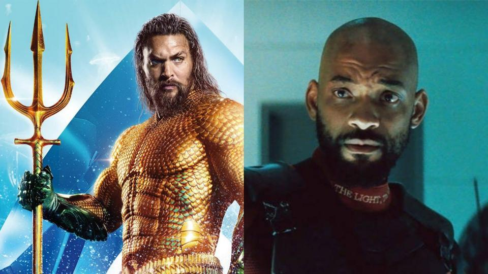 Aquaman 2 gets a release date, Will Smith's exit from Suicide Sequel confirmed.