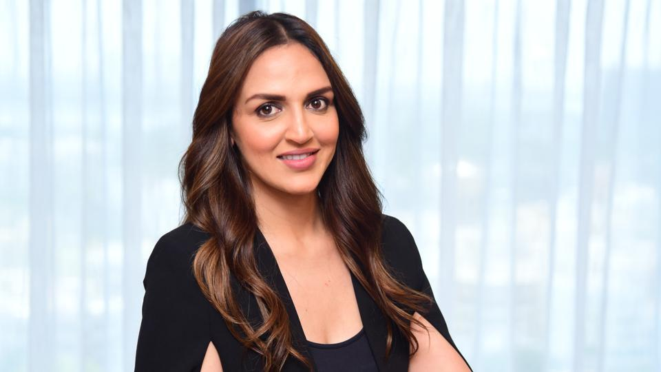 Esha Deol says she was busy in her marriage, spending time with her husband and in-laws.