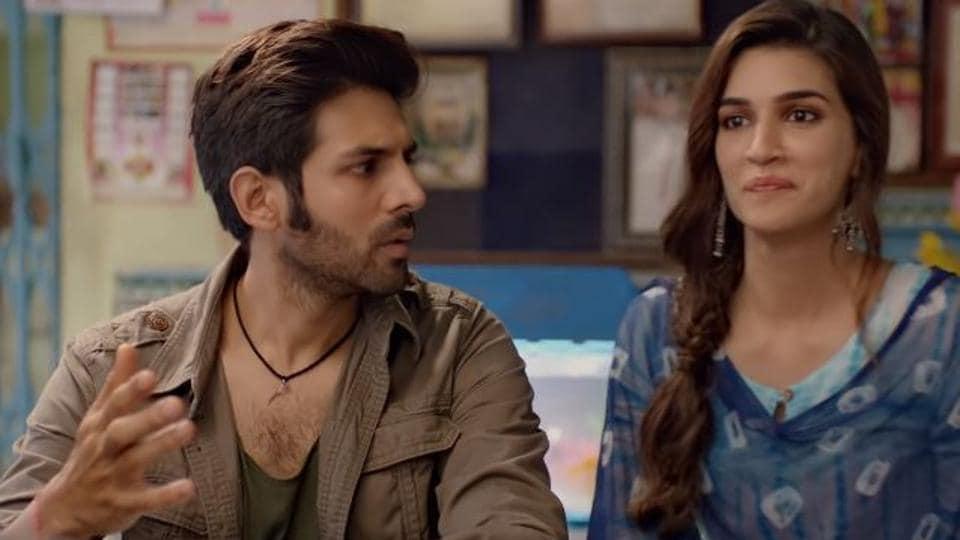 Kartik Aaryan,Luka Chuppi,Bollywood