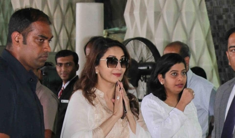 Madhuri Dixit,Sridevi,Kalank