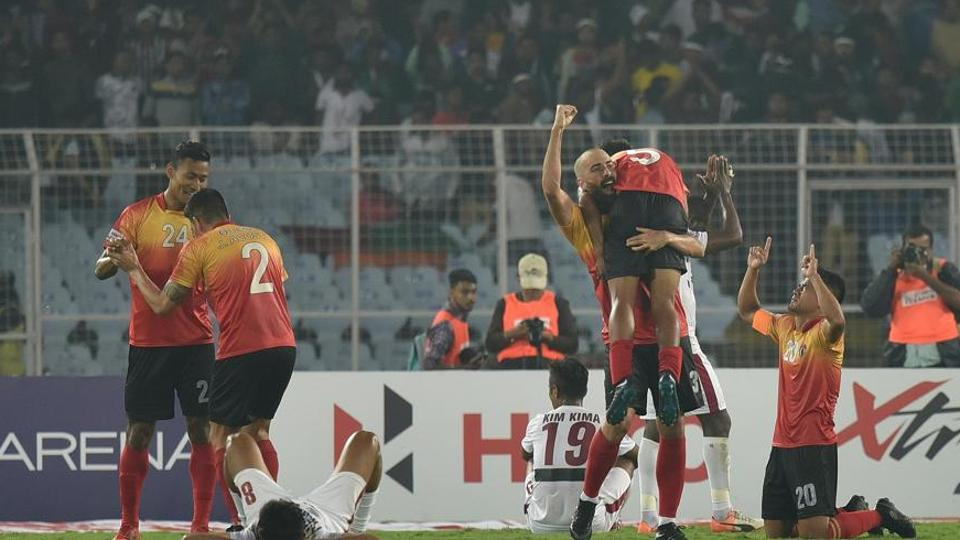 East Bengal,Real Kashmir,East Bengal vs Real Kashmir