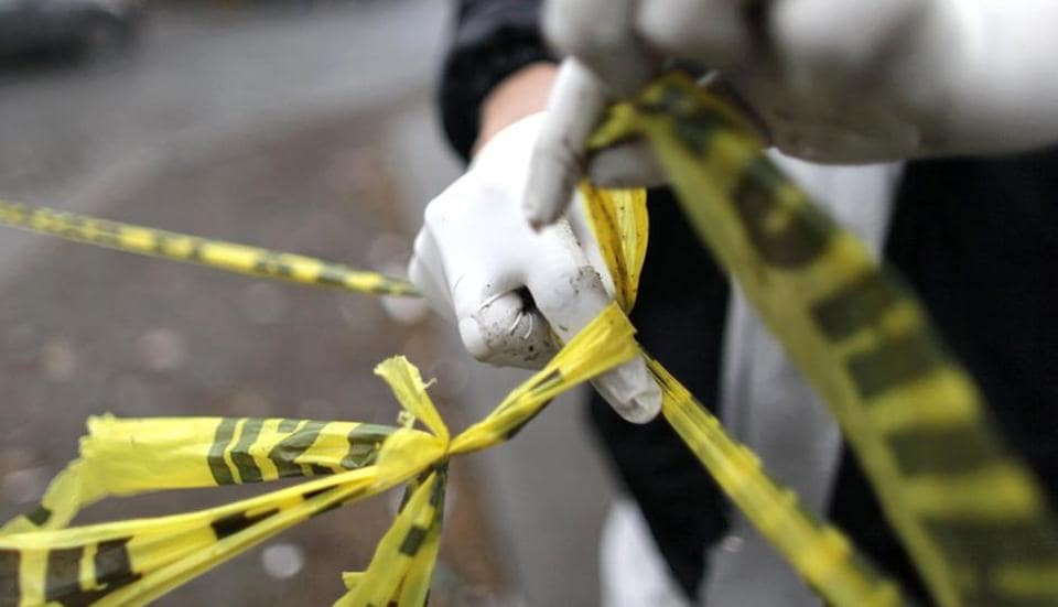 The robbers reportedly made away with one gold bangle, a gold chain with five lockets and three gold rings. Police said the value of the jewellery is believed to be around Rs 1.5 lakh.