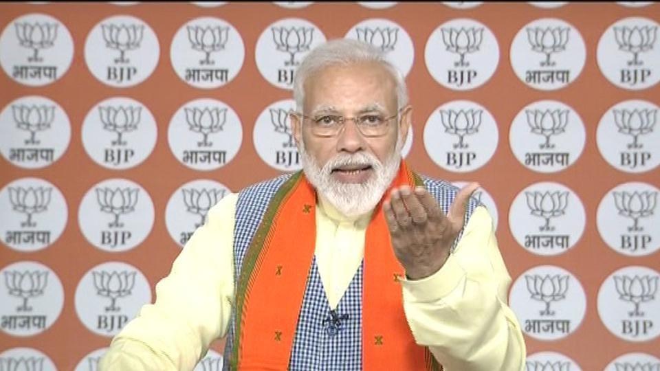 PM Modi was addressing the scientists at the Shanti Swaroop Bhatnagar Awards at an event in Vigyan Bhavan.