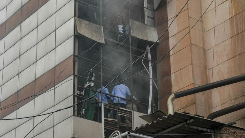 The direction has come in the wake of Metro Hospital fire that took place on February 7.