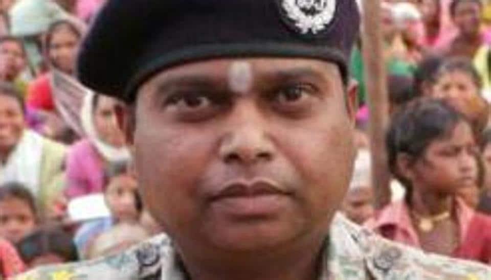 SRP Kalluri,chhattisgarh IG Kalluri,kalluri shunted