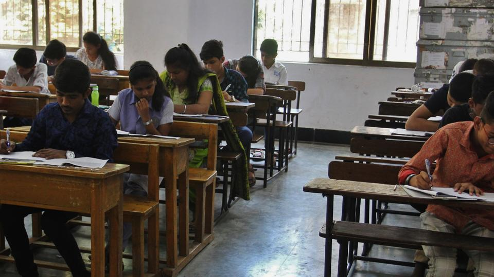 The state board decided to scrap 20 mark oral exams for languages and social sciences as a result of which students would now have to write 100 mark tests.