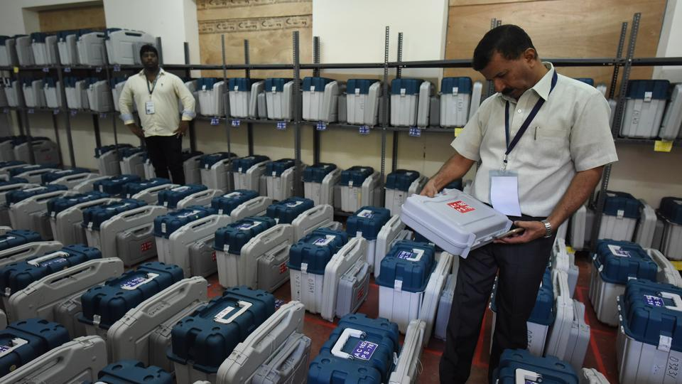 rajasthan election department,election commission of india,EVM