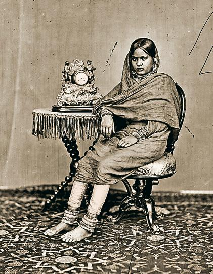 Ram Singh photographs of women in the zenana section of his household were path-breaking, given that these women were meant never to be seen by the outside world. Through the photos, he also offered snapshots of a world very different from the common conception of the time that these women were idle, deviant and oppressed.