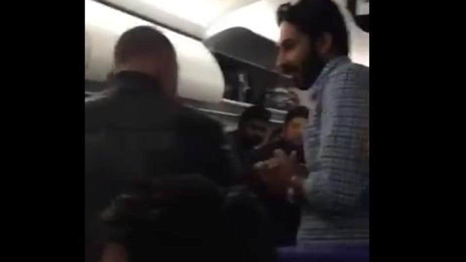 Retired Air Marshal S Varthaman and his wife Shobha were greeted with cheers and given standing ovation in a Chennai-Delhi flight on Friday morning on their way to receive son Wing Commander Abhinandan, who was captured by Pakistan on Wednesday.