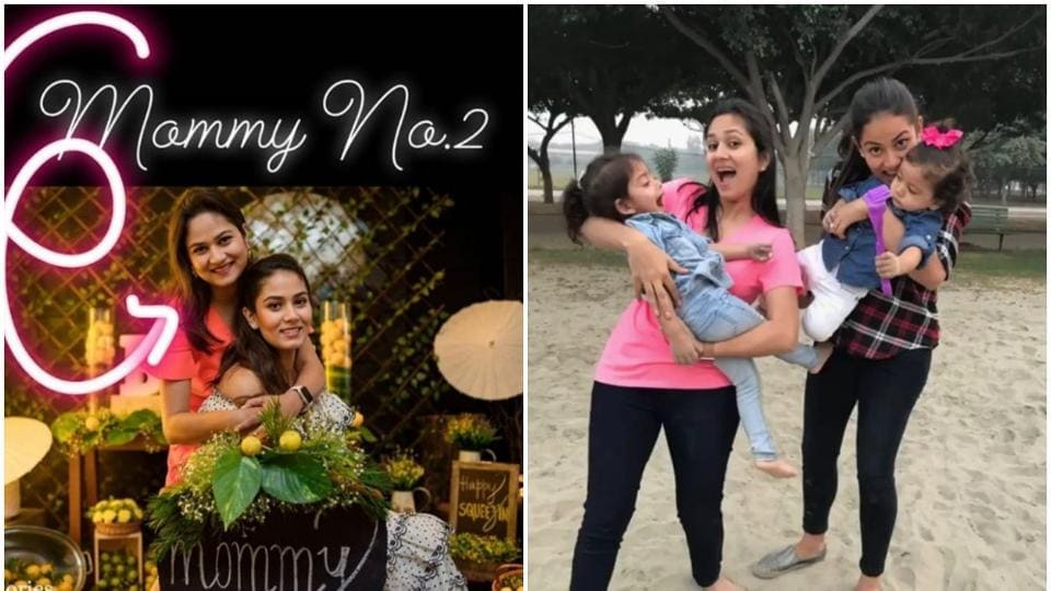 Mira Rajput shared these pictures on Instagram.