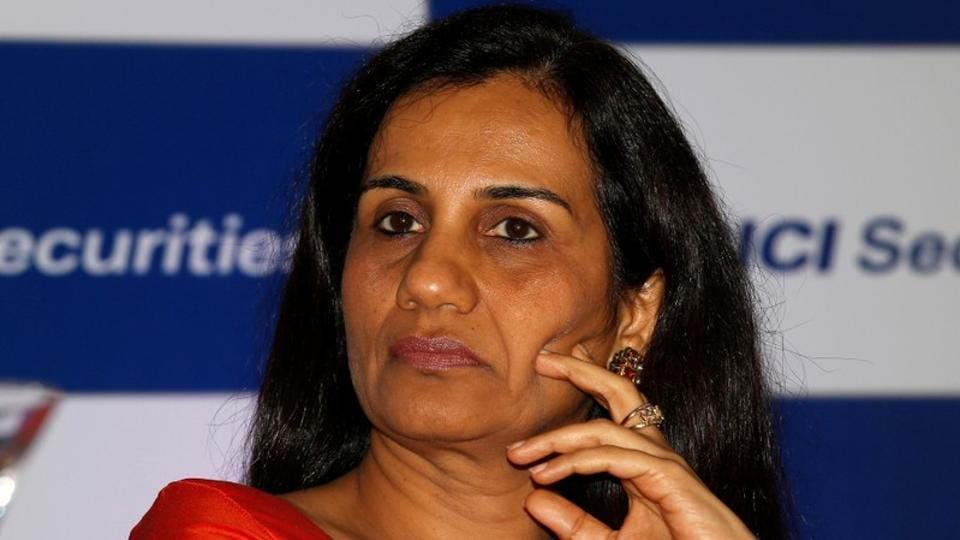 The Enforcement Directorate carried out searches against former ICICI bank CEO Chanda Kochhar and Videocon promoter Venugopal Dhoot in connection with a bank loan fraud case. The raids are being carried out in at least five office and residential premises in Mumbai and other locations. The agency had registered a criminal case under the Prevention of Money Laundering Act (PMLA) earlier this month against Kochhar, her husband Deepak Kochhar, Dhoot and others. (Francis Mascarenhas / REUTERS File)