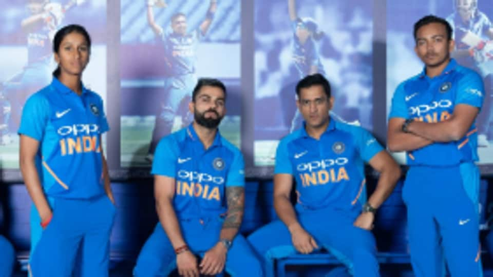 2f38f2734948 Virat Kohli and Co to be seen a new avatar as BCCI unveils new ...
