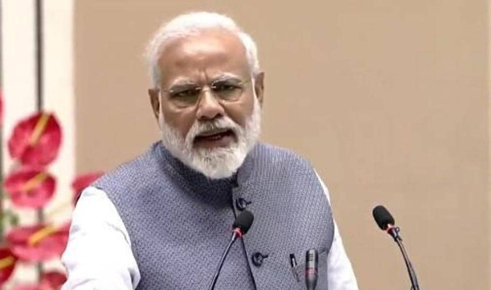 4d0e27fec5e2 PM Narendra Modi on Saturday said the Sanskrit word  Abhinandan  would  acquire a new meaning due to what has transpired over past couple of days.
