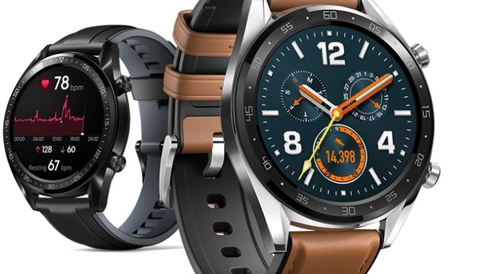 Huawei Watch GT smartwatch to launch in India soon
