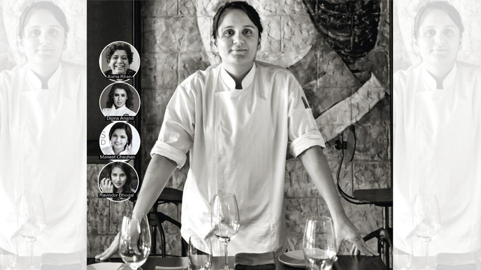 Only 32 years old, Garima is the first female Indian chef to win a Michelin, an honour she had aimed for from almost the moment she graduated from the famous Le Cordon Bleu cookery school  in France
