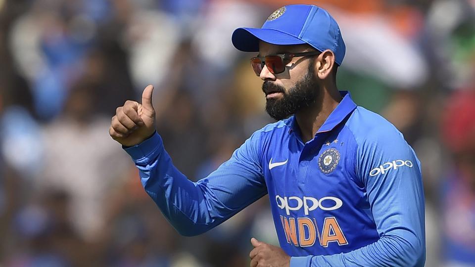 India Vs Australia Virat Kohli Surpasses Viv Richards