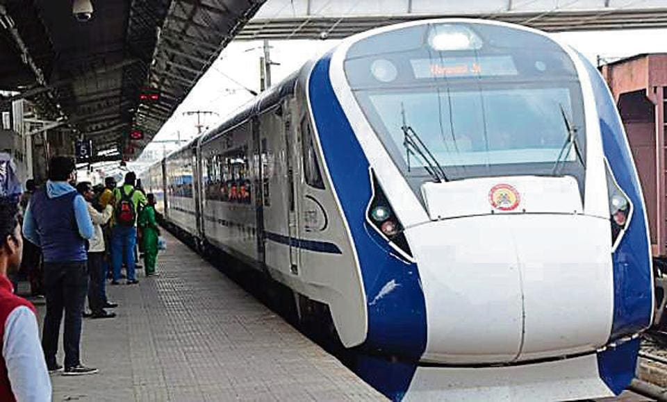 Vande Bharat Express,Railways,environment