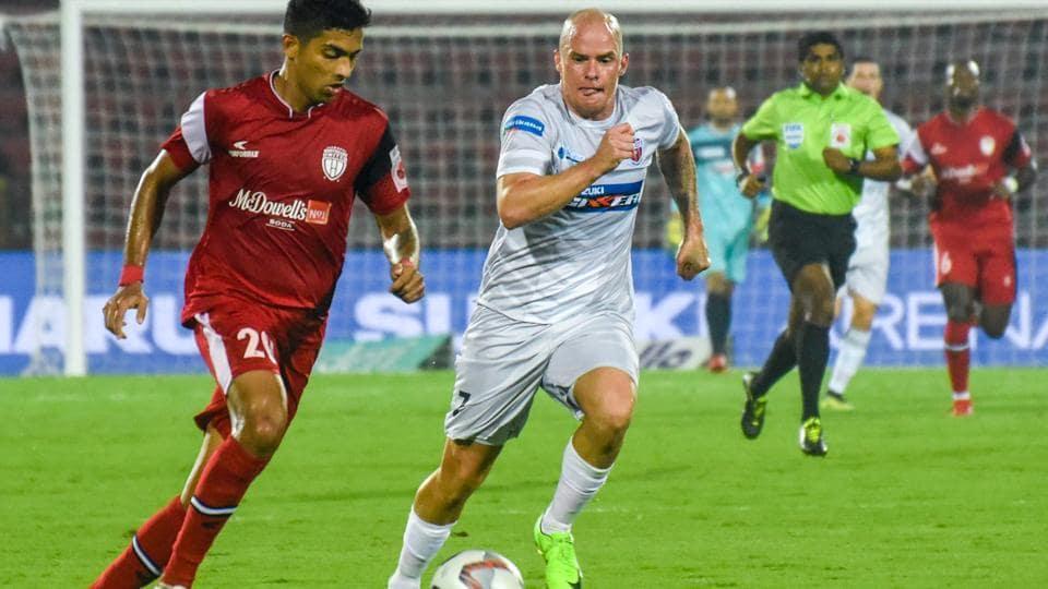 FC Pune City,Indian Super League,Gaurav Modwell