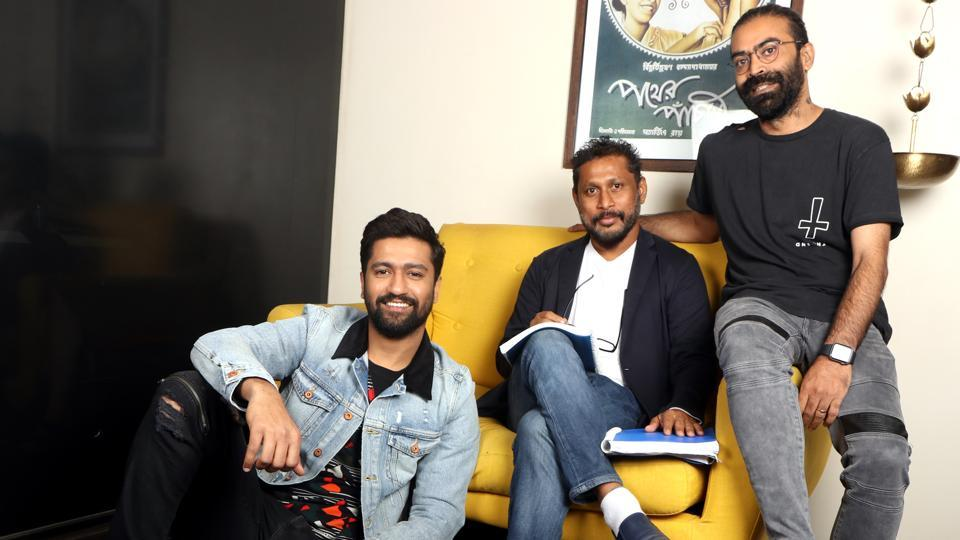 Shoojit Sircar has roped in Vicky Kaushal for Udham Singh biopic as Irrfan wants to work on light films for now.
