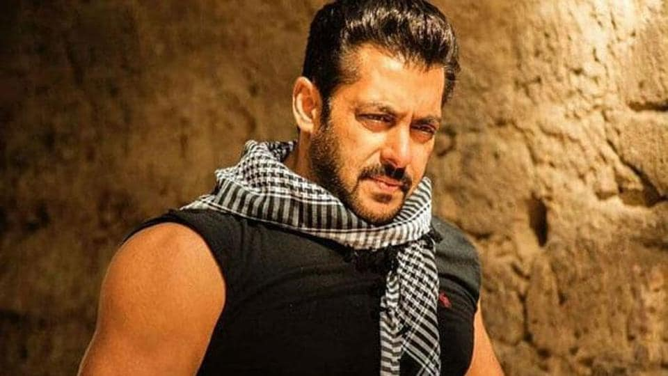 Salman Khan recently wrapped the shoot for Bharat.