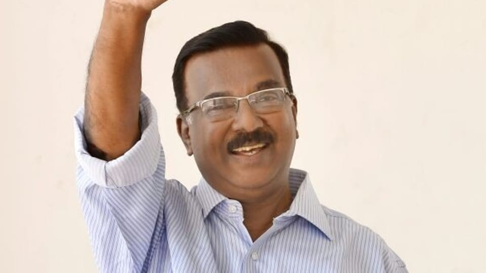 Communist Party of India (CPI) on Monday decided to field local leader C Divakaran from the prestigious Thiruvananthapuram constituency where author-politician Shashi Tharoor is set to seek re-election for the third time.