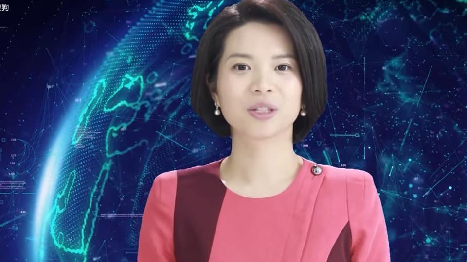 China,Artifical intelligence,Xinhua state