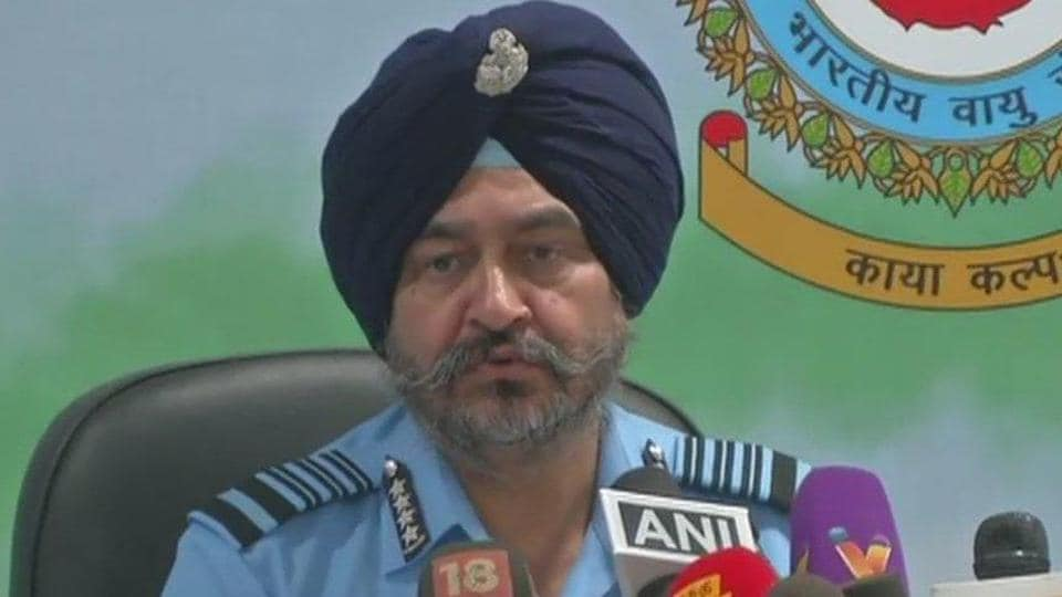 On the timing of Wing Commander Abhinandan Varthaman return to flying, Indian Air Force chief BS Dhanoa medical fitness will decide the issue