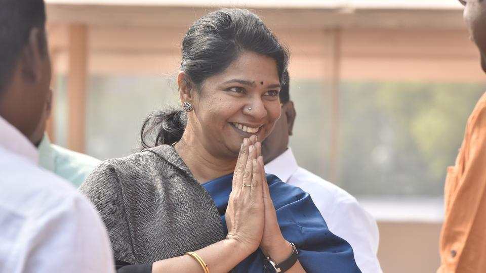 Kanimozhi to contest from Thoothukudi, DMK seals pact with