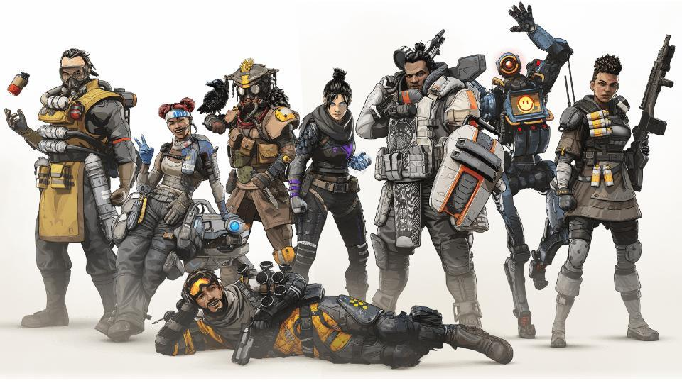 Apex Legends is available for free on PC and consoles.