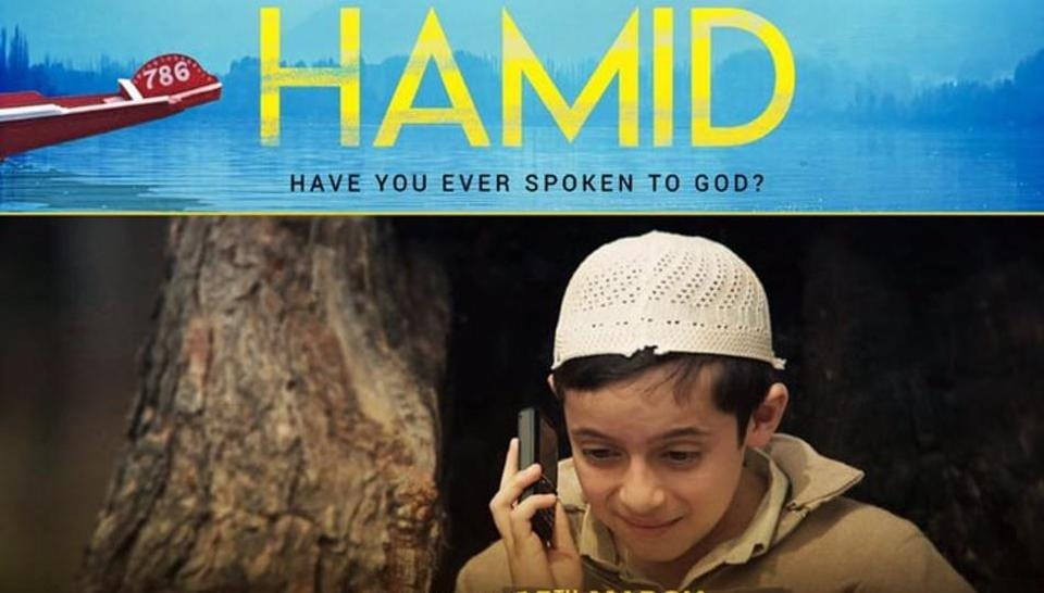 Hamid stars a local Kashmiri boy and has been shot entirely in Kashmir.