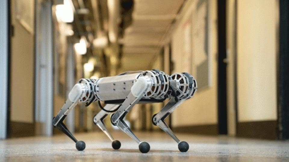 MIT's Robot Named Mini Cheetah Can Do Backflips Now