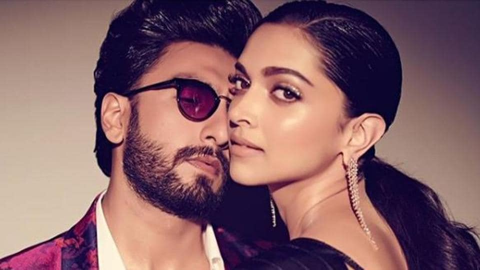 Ranveer Singh and Deepika Padukone often comment on each other's social media posts.
