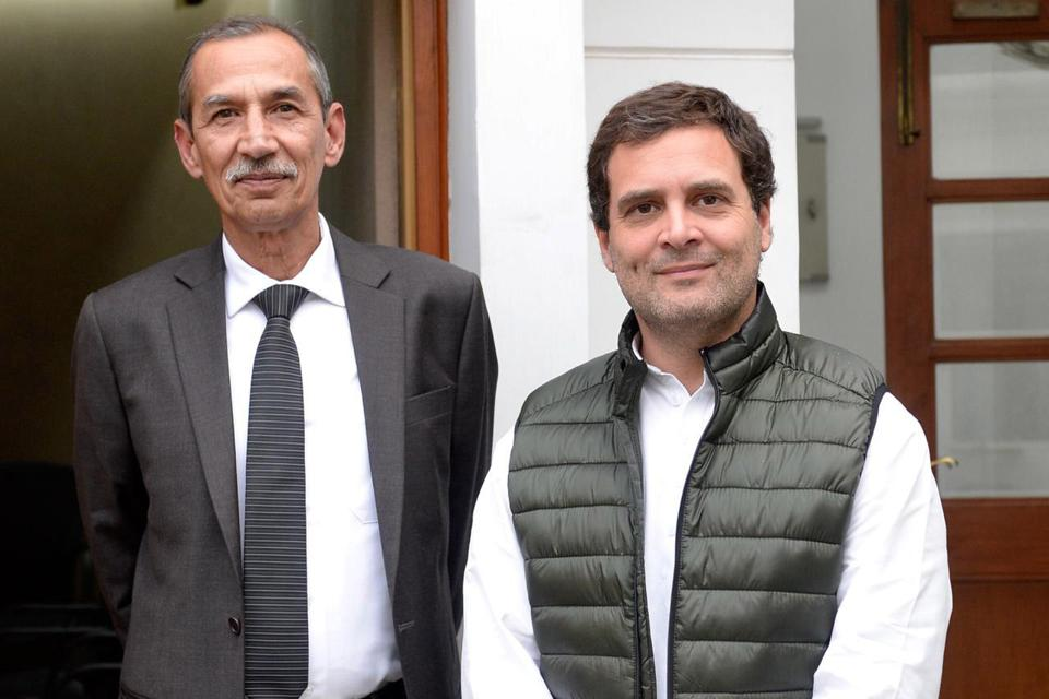 After Congress president Rahul Gandhi's city visit on Friday, the Mumbai unit of the party has almost finalised candidates for four of the five seats they will contest in the Lok Sabha polls.