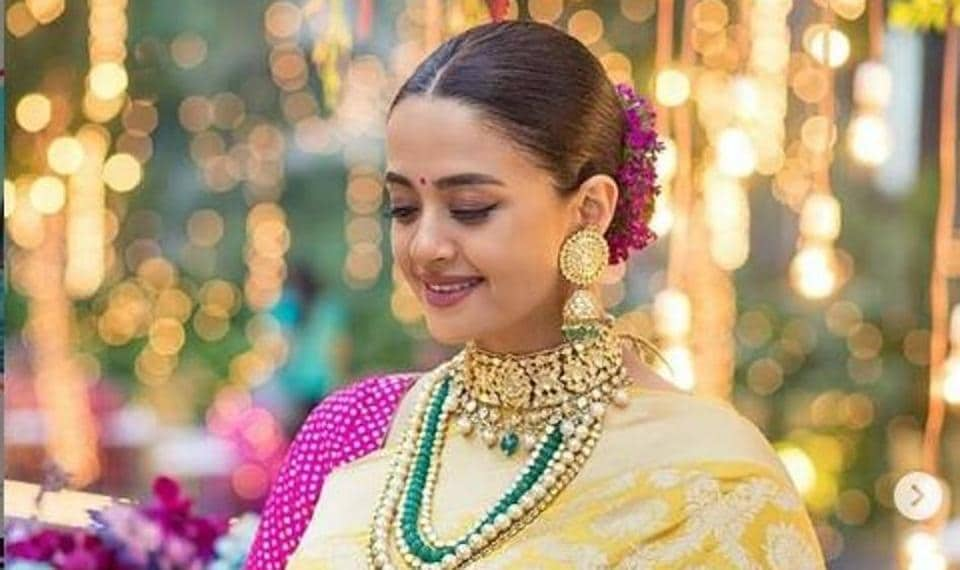 Surveen Chawla Says Her Baby Shower Was Like Magic Put Together