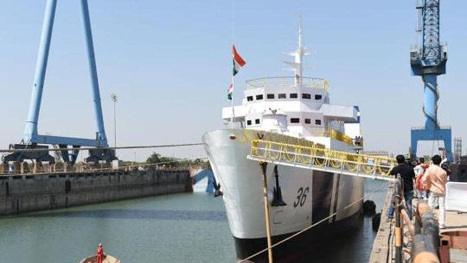 indian coast guard yantrik,Indian Coast Guard,Indian Coast Guard Yantrik Admit Card