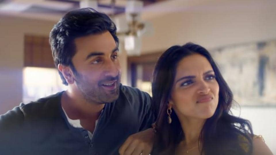Deepika Padukone shares video with ex Ranbir Kapoor and ...