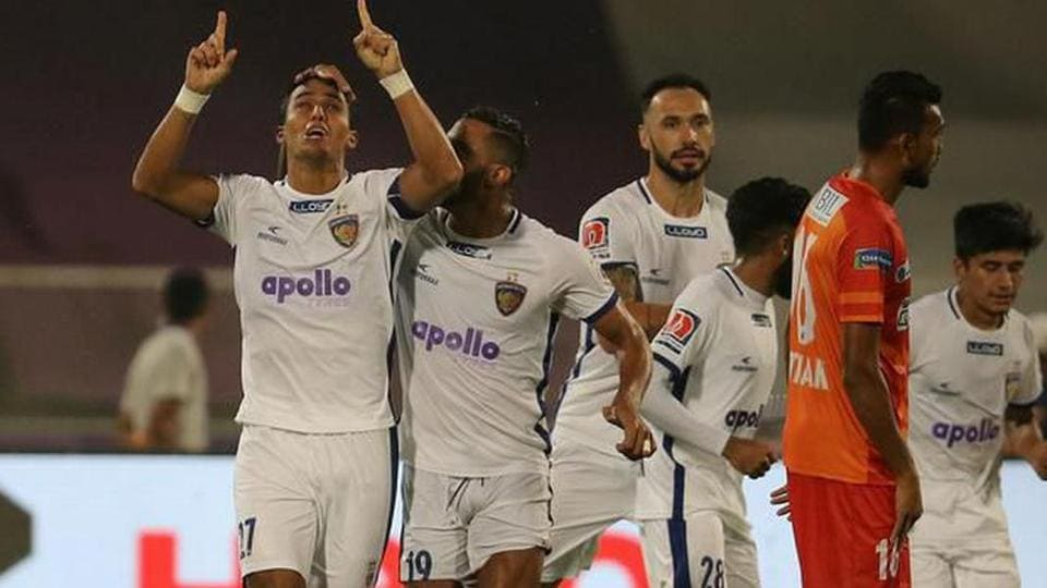 Chennaiyin FC,Indian Super League,Colombo FC