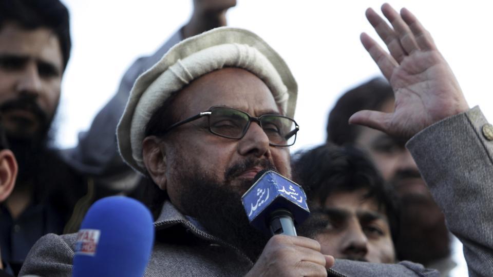 Hafiz Saeed,Jamaat-ud-Dawa,Hafiz Saeed-led Jamaat-ud-Dawa