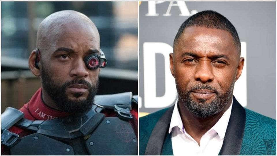 Will Smith might get replaced by Idris Elba in Suicide Squad sequel.