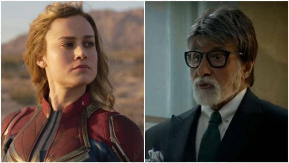 Badla,Captain Marvel,AMitabh Bachchan