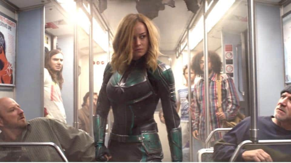 The is the first standalone Marvel superhero movie to be headlined by a woman, and the first to be directed by a woman.