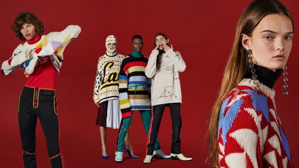 Calvin Klein,Tommy Hilfiger,high-end runway division