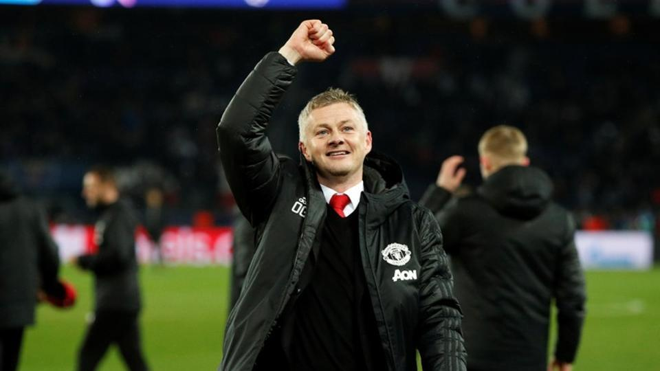 Solskjaer hails Manchester United's 'fantastic' history makers | football