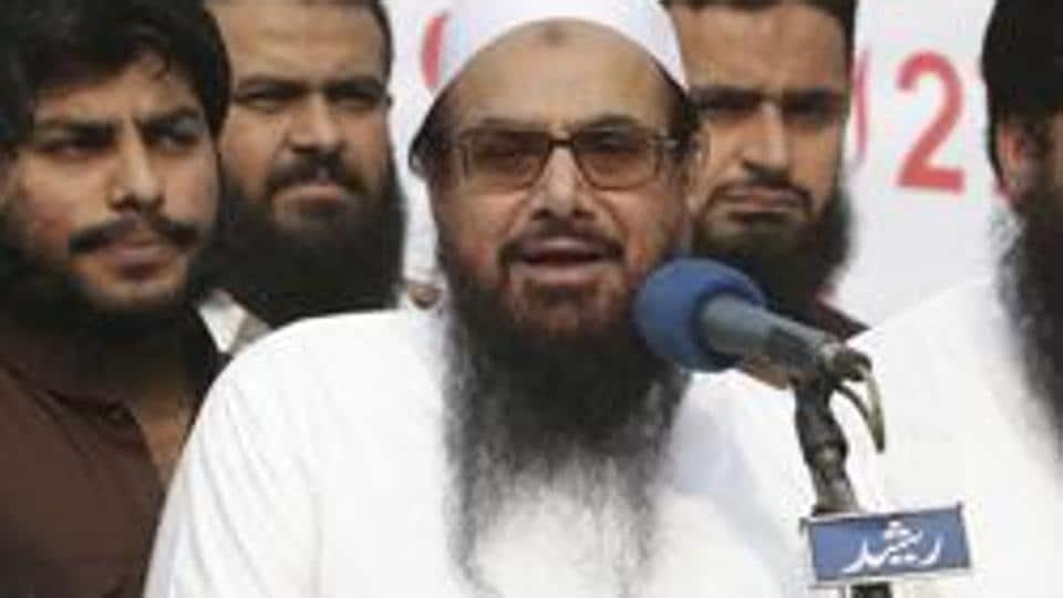 Pakistan,Mumbai terror attack,Hafiz Saeed