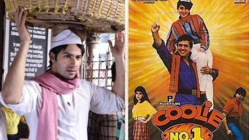 Image result for varun dhawan coolie no 1