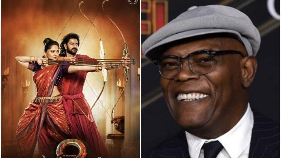 Samuel L Jackson's latest film Captain  Marvel released in India this week.